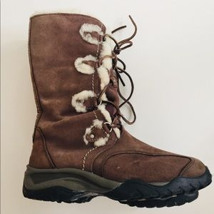 The North Face | Tall Abby Winter Boots Insulated